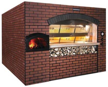 Подовая печь · Туннельная печь
