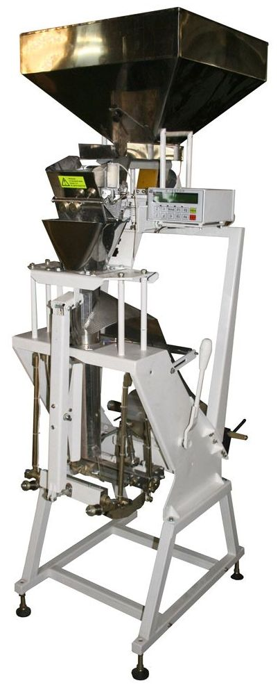 оборудование для фасовки прикормки