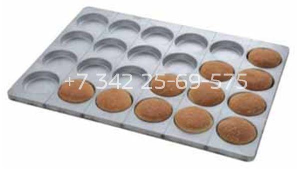 Формы для булочек изготовление